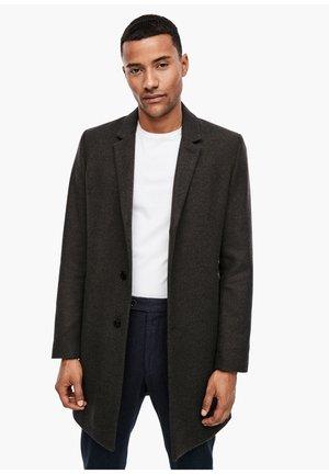 IM CLASSIC SHAPE - Short coat - khaki melange