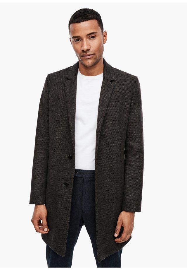 IM CLASSIC SHAPE - Halflange jas - khaki melange