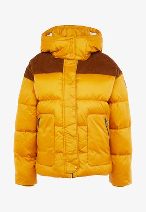 ANTERO  - Snowboard jacket - gold yellow