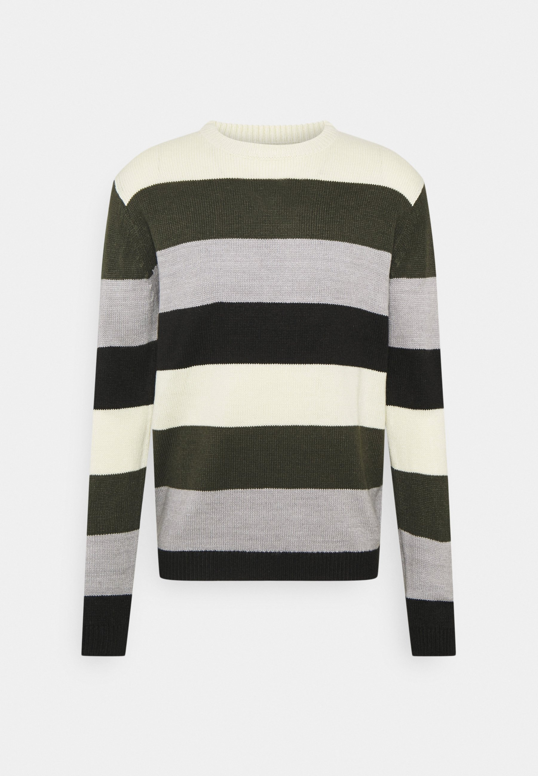 Homme STRIPE - Pullover