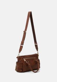 Desigual - BOLS MARTINI LOVERTY MINI - Handbag - brown - 1