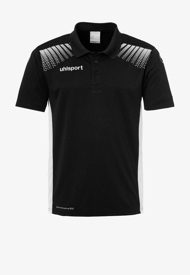GOAL  - Teamwear - black/white