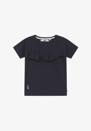GIA TEE - T-shirt basic - navy