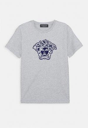MAGLIETTA MANICA CORTA - Print T-shirt - grigio chiaro melange
