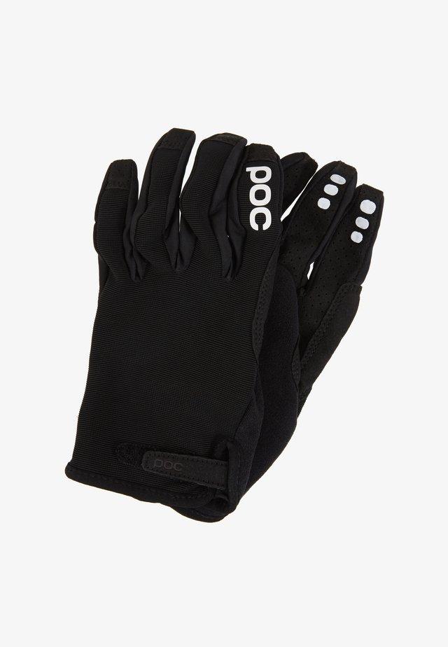 RESISTANCE ENDURO - Gloves - uranium black