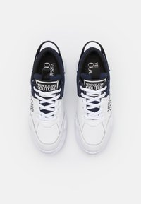 Versace Jeans Couture - SPEEDTRACK - Sneakersy niskie - bianco/navy - 3