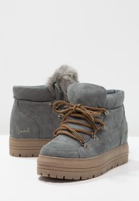Coolway - OSLO - Ankle boots - grey - 7