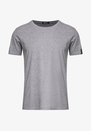 T-shirt basic - grey melange