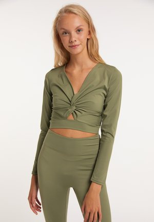 Long sleeved top - helloliv