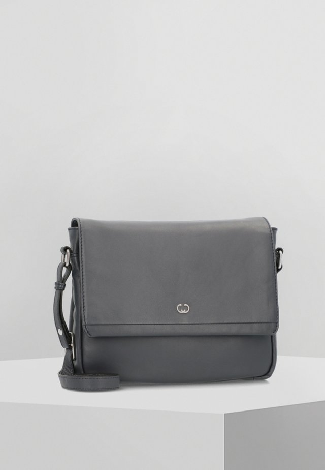 PIACENZA - Across body bag - darkblue