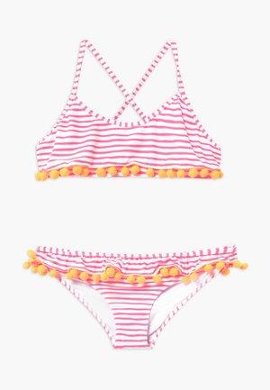 GIRLS SET - Bikini - hot pink