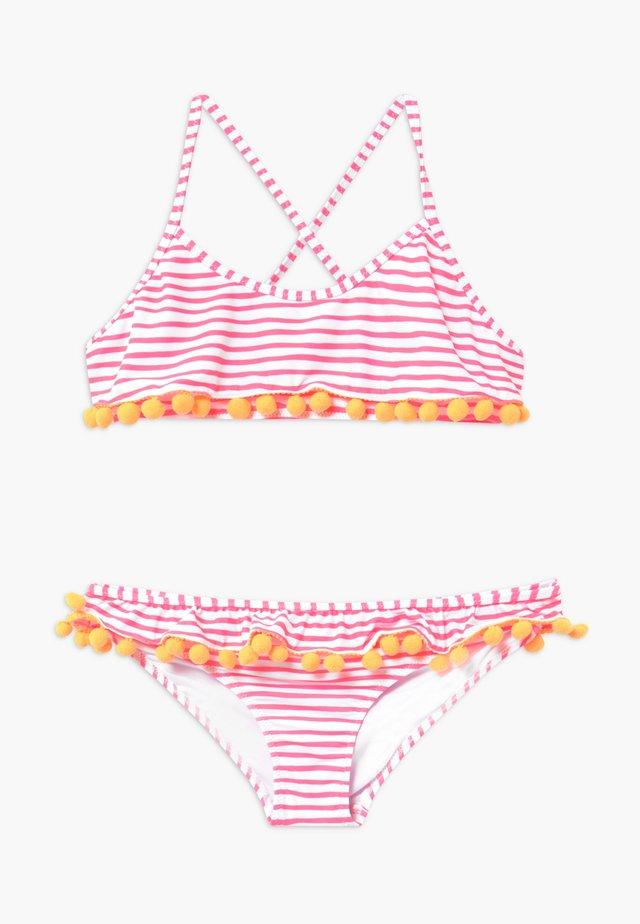 GIRLS SET - Bikinit - hot pink