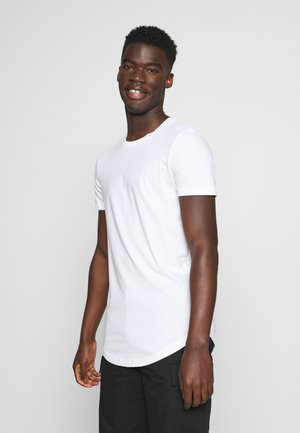 BADGE - Basic T-shirt - white