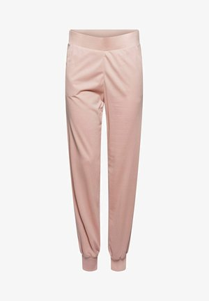 Tracksuit bottoms - old pink