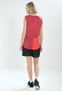 Vaude - TREMALZINI SHORTS - Sports shorts - black - 2
