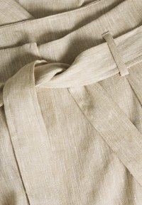 someday. - CORELIA - Trousers - soft stone - 2
