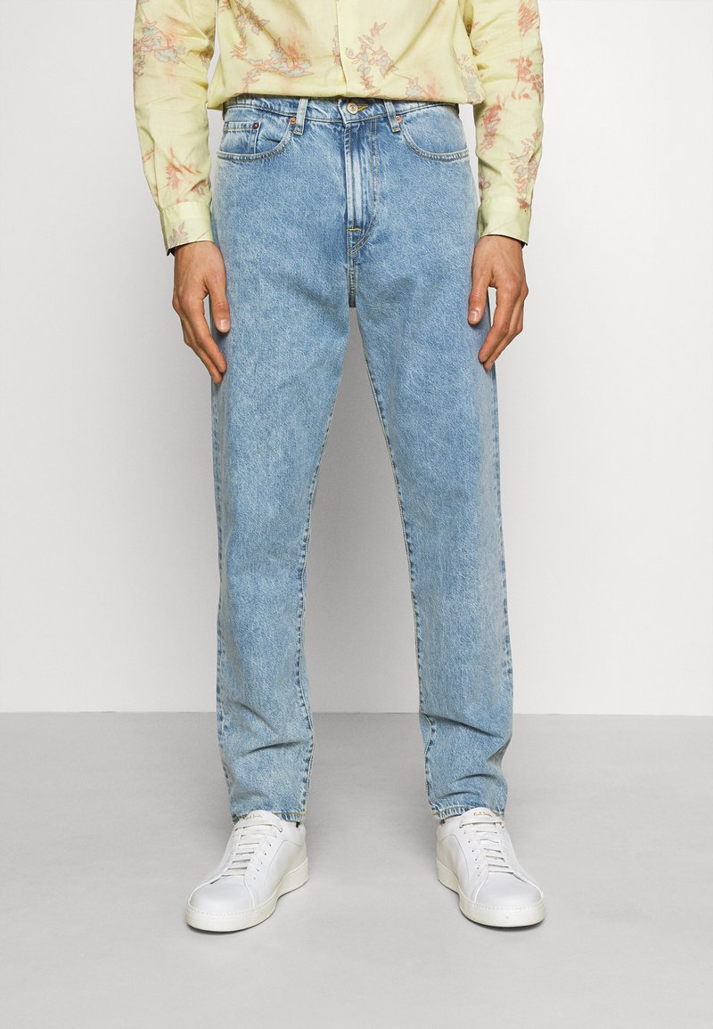 PS Paul Smith - Relaxed fit jeans - blue