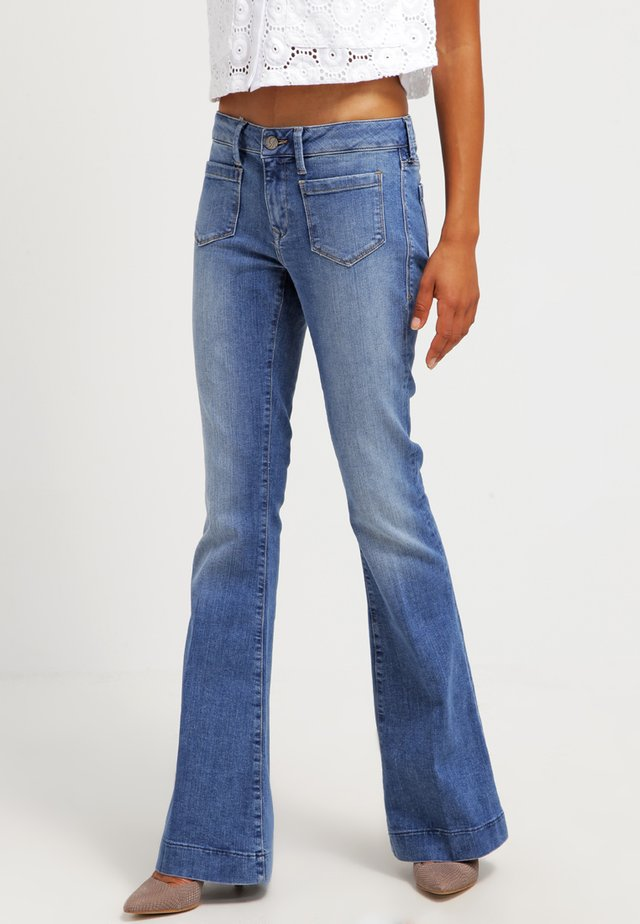 PIA - Bootcut jeans - light brushed