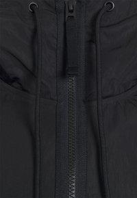 Nike Sportswear - AIR ANORAK - Vindjacka - black/anthracite/white - 2