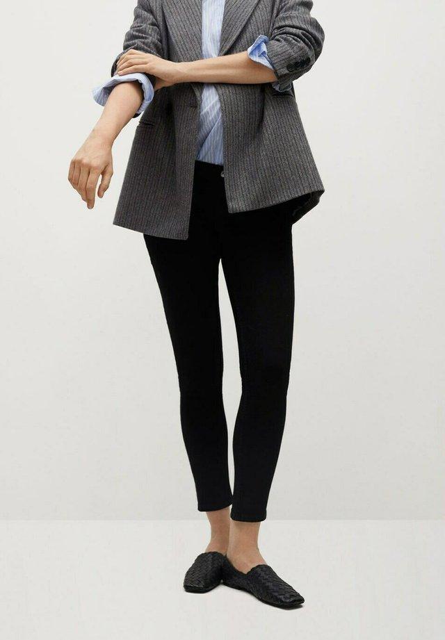 MTERNITY-I - Jeans Skinny Fit - black denim
