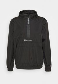 Champion - WINDBREAKER - Training jacket - black - 3