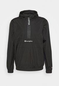WINDBREAKER - Sportovní bunda - black
