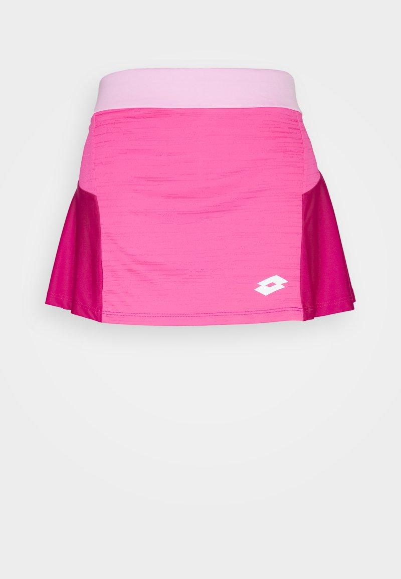 Lotto - TOP TEN SKIRT - Sportovní sukně - vivid fuchsia/glamour pink