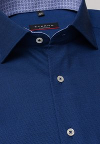 Eterna - MODERN FIT - Shirt - marine - 4
