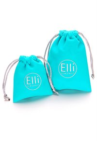 Elli - HOOPS BASIC - Earrings - gold-coloured - 3
