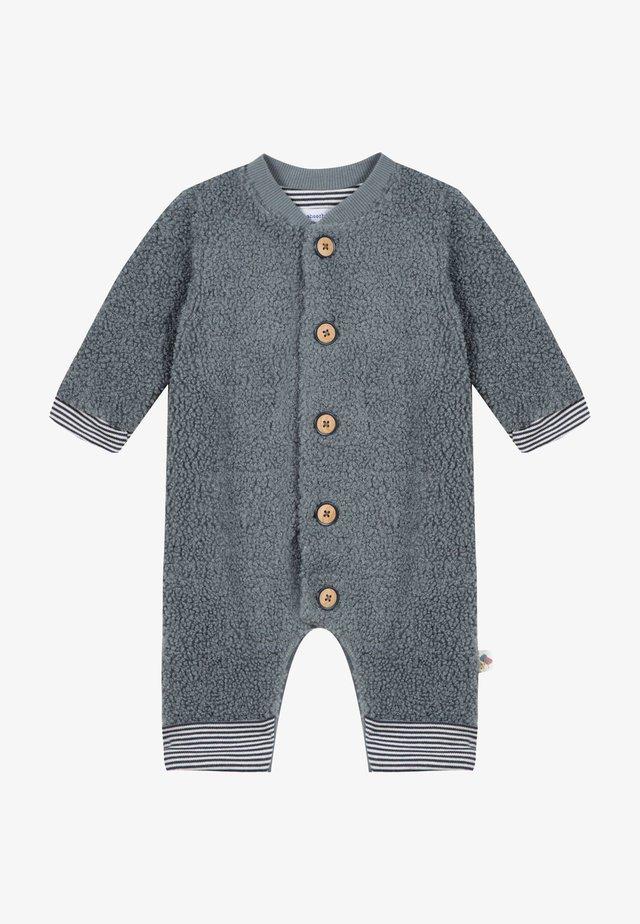 Tuta jumpsuit - mouse grey
