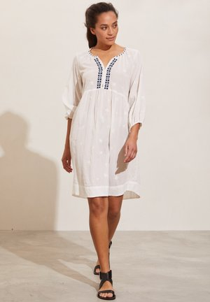 ALICE - Day dress - offwhite
