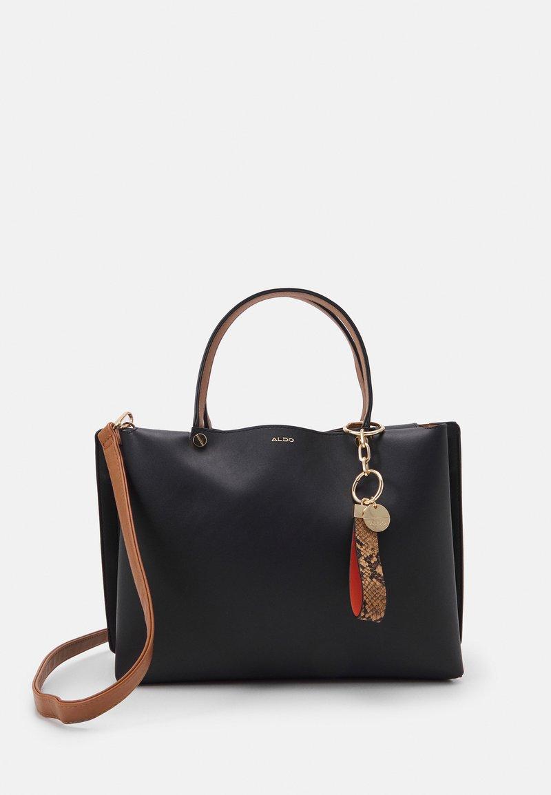 ALDO - WAWIEL - Handbag - jet black