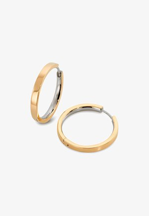 CREOLE TITAN - Earrings - gelbgold