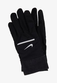 Nike Performance - SPHERE RUNNING GLOVES 2.0 - Guantes - black/silver - 2