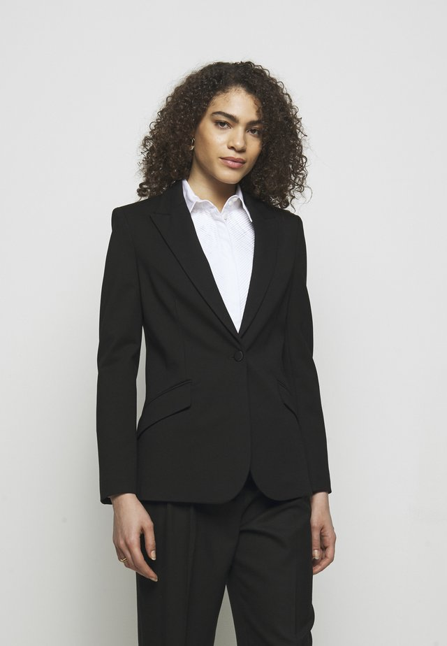 SUMMER PUNTO JACKET - Blazer - black