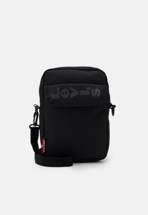 SERIES CROSS BODY - Skulderveske - regular black