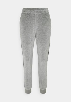 CUFF PANTS - Träningsbyxor - mottled grey