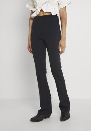 SPORTY FLARE - Trousers - indigo