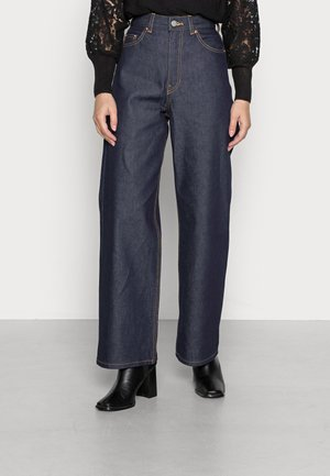 ECHO - Jeans Relaxed Fit - raw indigo