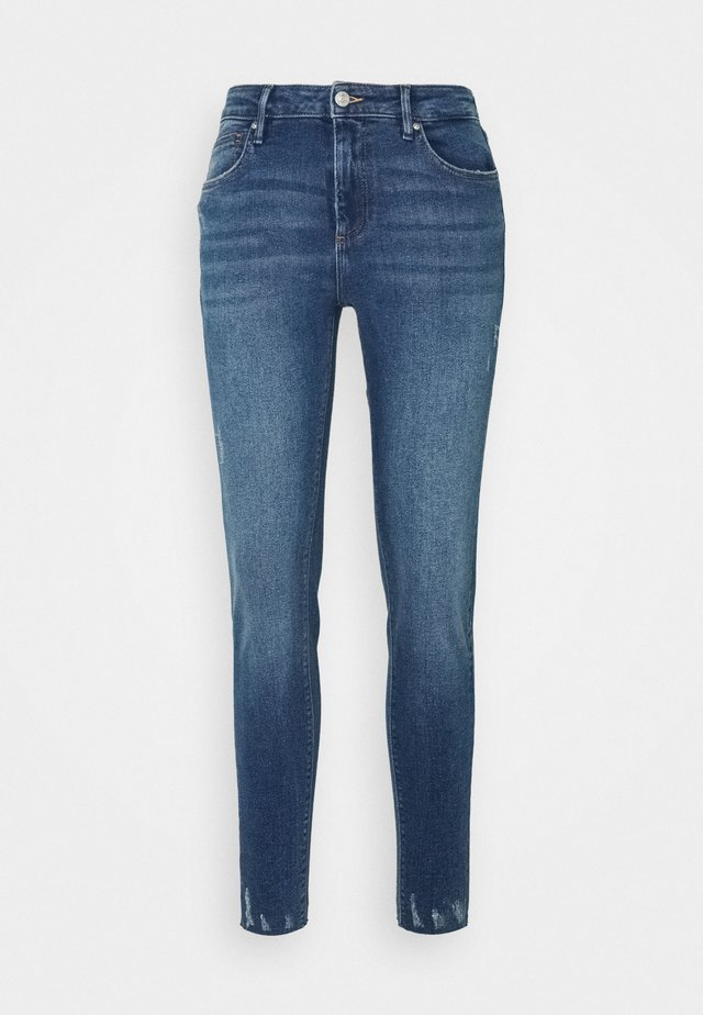 Slim fit jeans - blue stret