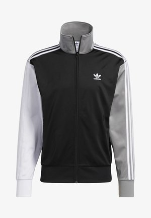 BLOCKED FIREBIRD TRACK TOP - Kurtka sportowa - black