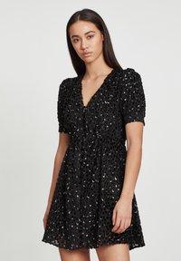 The Kooples - Day dress - black - 0