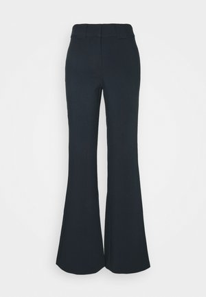 YASNUTEO FLARE PANT - Trousers - sky captain