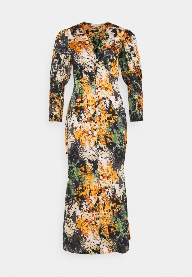 BLOOM PRINT LINDOS DRESS - Vapaa-ajan mekko - navy/multi