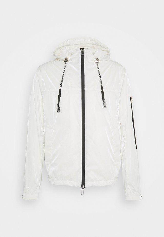BLOUSON JACKET - Lehká bunda - white