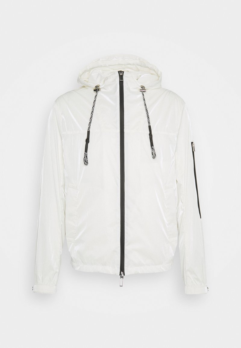 Emporio Armani - BLOUSON JACKET - Lehká bunda - white
