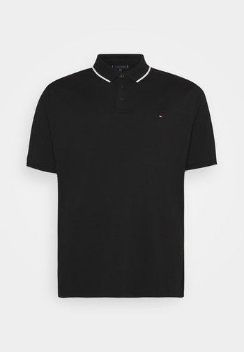 BASIC REGULAR - Polo shirt - black