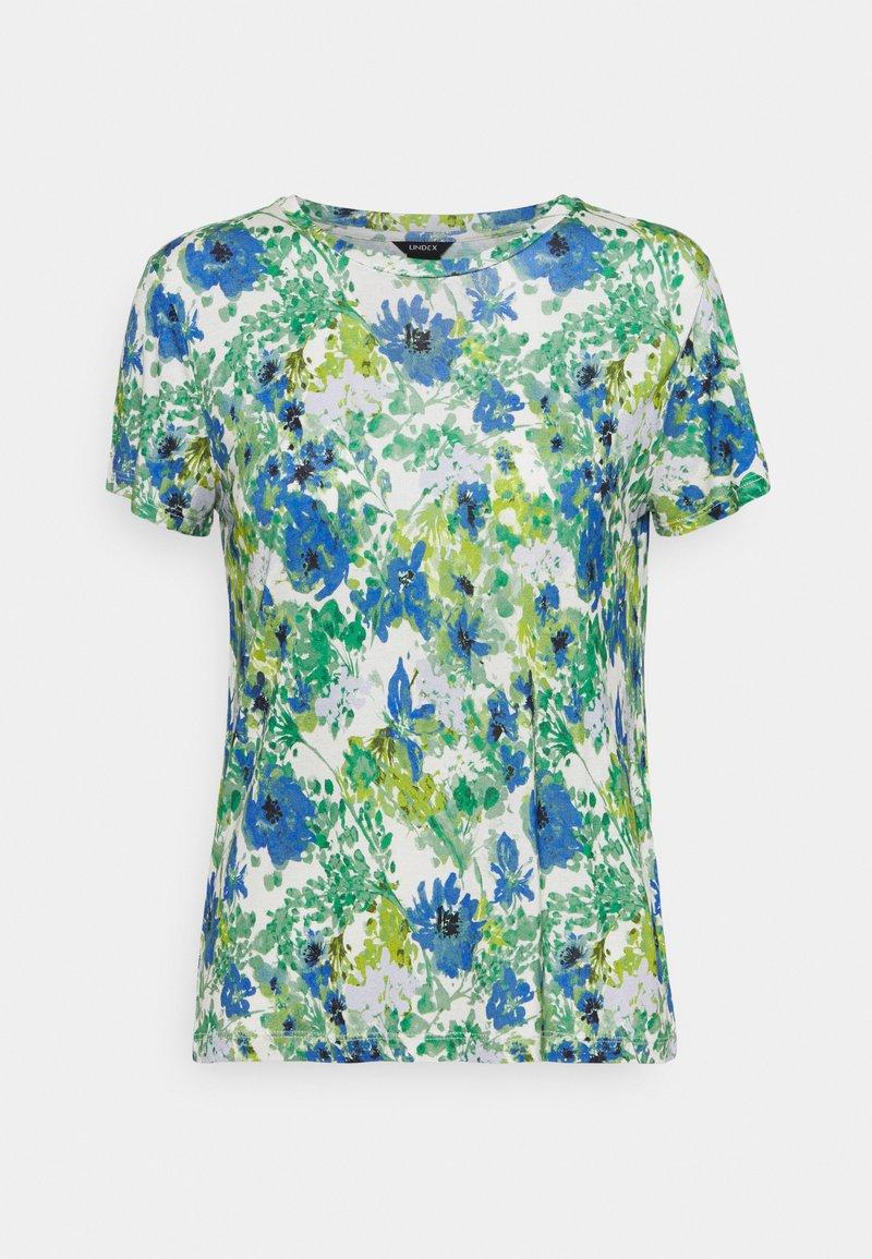 Lindex - TOM - Print T-shirt - cream