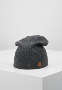 Chillouts - LOWELL HAT - Beanie - dark grey - 0