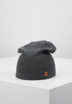 LOWELL HAT - Beanie - dark grey